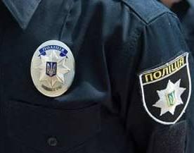полиция в Украине